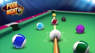Pool Night - by WePlay Pool Games | Android Gameplay |