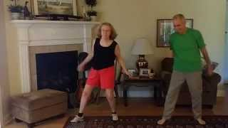 "CIZE ""Hold Your Own"" with Bruce and Marge Brown the Fit Grandparents"