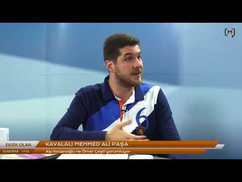Eksik Olan: Kavalalı Mehmed Ali Paşa