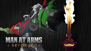 Voltron Blazing Sword - MAN AT ARMS:REFORGED