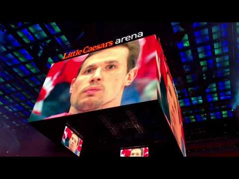 Detroit Red Wings 2017-18 Introduction