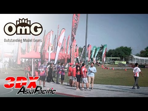 RC OMG | 3DX Asia Pacific 2015