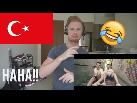 (HAHA!!) Lil Berkcan & EFESAVAGE - Kilo Aldım (Klip) // TURKISH YOUTUBER REACTION