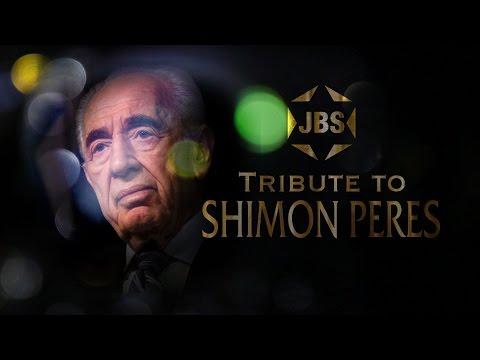 Tribute to Shimon Peres