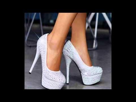 Los Zapatos Mas Lindos Del Mundo - YouTube