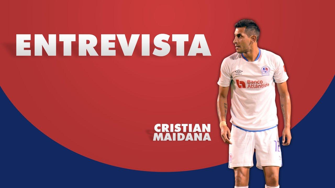 Entrevista | Cristian Maidana