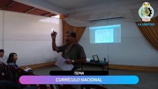CURRÍCULO NACIONAL | DANTE GÓMEZ WONG