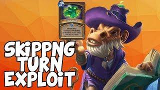 Skipping Turn Exploit - Skipping Your Opponents Turn With Nozdormu