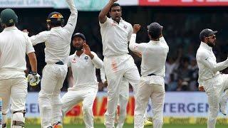 Live cricket score: India vs Australia, 3rd Test, Day 1: Umesh strikes, Smith 50