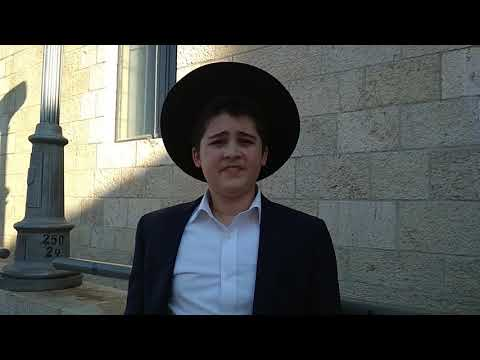 Mourning in Jerusalem - A Jewish teenager speaks.(1)