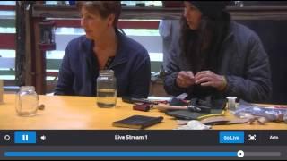 Hex's Mother Visit in Utopia USA (October 31st 2014) - TeleRealiteMan