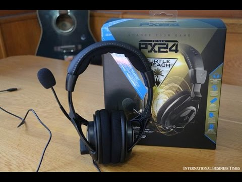 unboxing turtle beach px24 per ps4 ita youtube. Black Bedroom Furniture Sets. Home Design Ideas