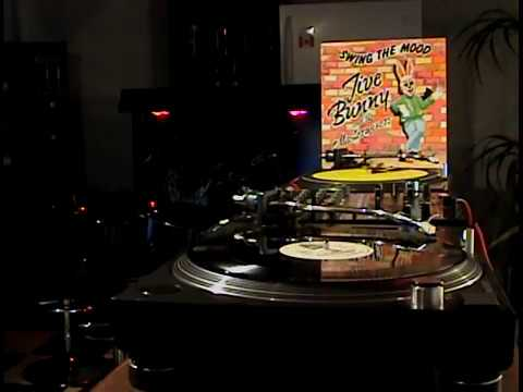 Jive Bunny and The Mastermixes  ''Swing The Mood'' Music Factory Atco Records Canada 1989