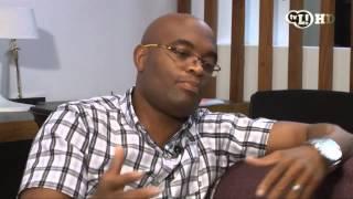 Anderson Silva revela quem foi a pessoa que já o tirou do sério