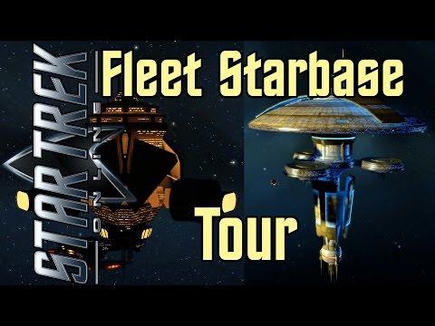 Star Trek Online - Fleet Starbase Fleet Holding Tour