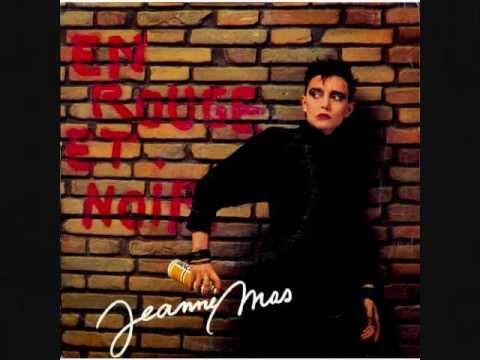 Jeanne Mas  En Rouge Et Noir 1986