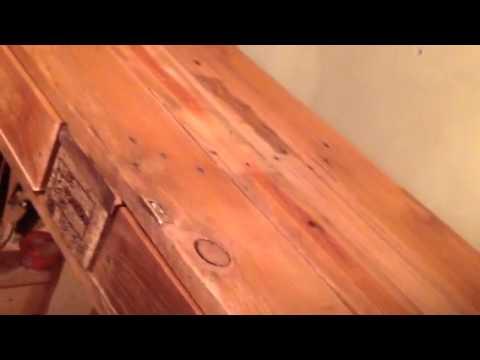 Holz Mit Bootslack Imprägnieren Youtube