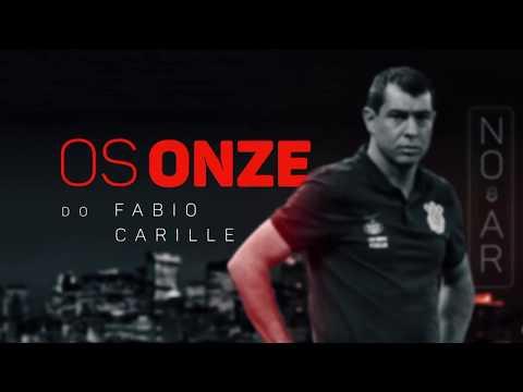 Telê Santana, Ronaldo, Ronaldinho Gaúcho E Mais - OS ONZE DE FÁBIO CARILLE - No Ar #25