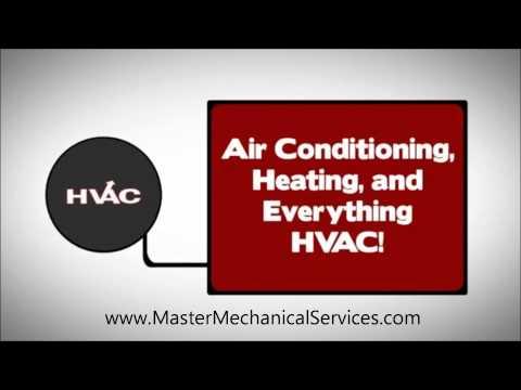 Master Mechanical Services HVAC Miami FL