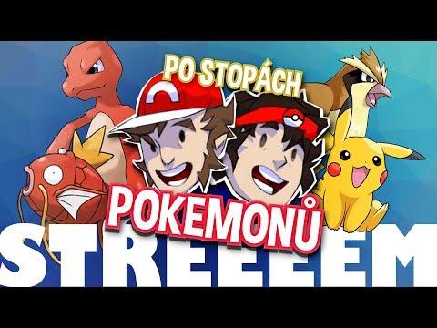 🔴 Levlenie  Pokémonov - záznam STREAM - Po stopách Pokemonů #3,5