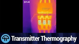Transmitter Site Thermography