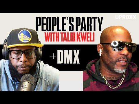 Talib Kweli & DMX Talk Jay-Z Battle, Aaliyah, Prison, Murder Inc, & Addiction | People's Party Full