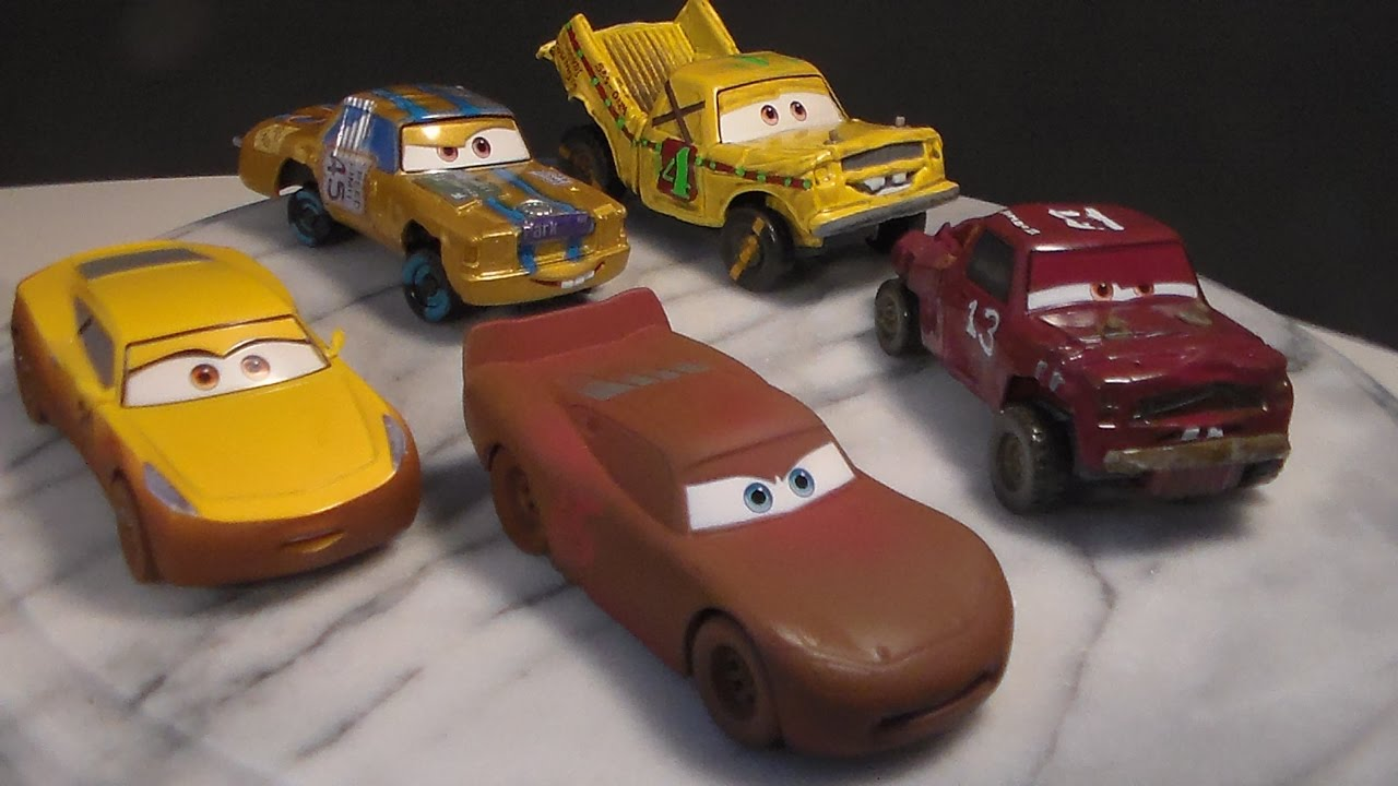 Cars  Demolition Derby Characters