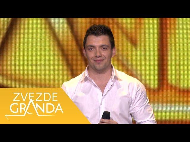Kostadin Petrusev - Deset mladja, Srce nije kamen - (live) - ZG 1 krug 16/17 - 08.10.16. EM 3