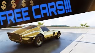 Forza 6 | BUY EVERY CAR FOR FREE!! | Car&Money Glitch | not patched!!