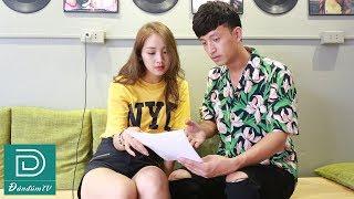 TRAILER - Chuyện Tình Chàng Thợ Kim Hoàn - Phim Parody Cực Hay Của Đàn Đúm TV - Linh Bún - Quang Líp