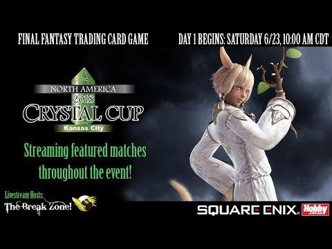 FFTCG NA Crystal Cup Kansas City - Day 1