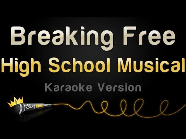 bet on it high school musical karaoke breaking