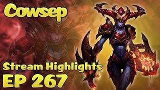 [267] REMEMBERING SHYVANA - SPANKING THE CAT - INSANE CLEAVE DAMAGE? - Cowsep