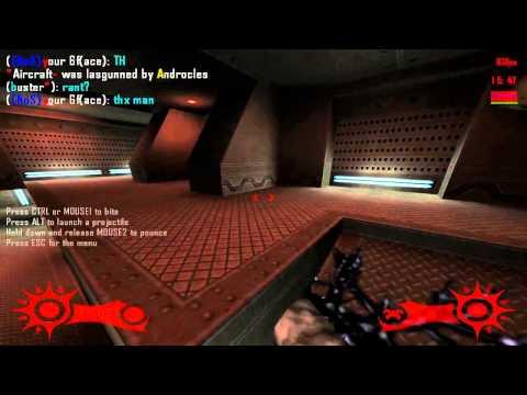 tremulous gameplay as alien