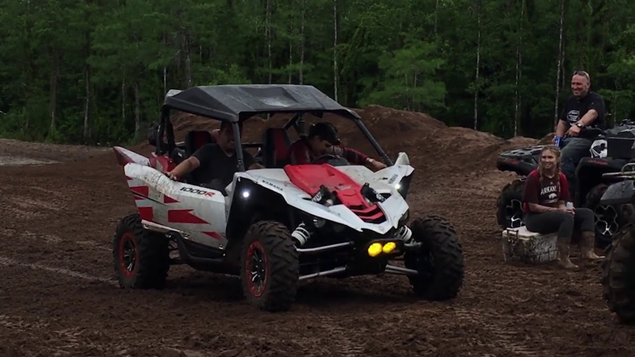 YXZ1000R Hi-reving test ride