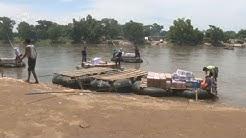 Disminuye la migracin en la frontera sur de Mxico