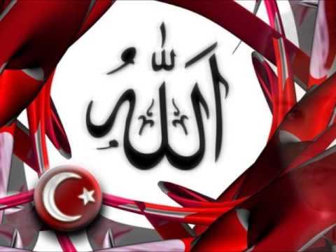 Veli Hocamizdan- derse Allah (c.c.) siiri