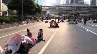 Live Walk Thorough Hong Kong