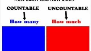 countable and uncountable part2 (Indonesian explanation)