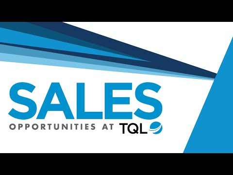 Sales Opportunities at TQL