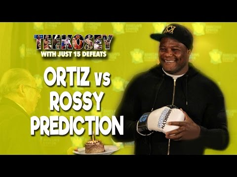 Luis Ortiz vs Derric Rossy Fight Preview Prediction