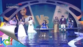 Battle Keyboard Hanin Dhiya VS Ina KDI VS Wahid KDI KDI Star MP3