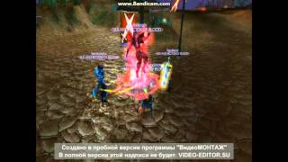 PvP Гильдия SEX AND SECTOR OF BLOOD ката х100 циркл
