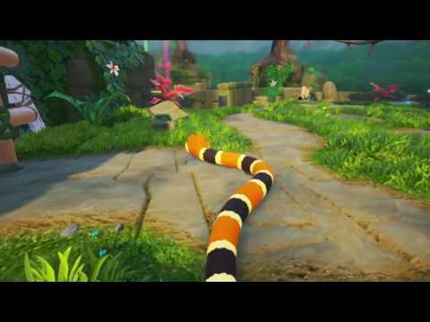Think like a SNAKE: Part 1 Snake Pass