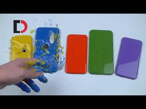 DDV Test 9 - Học màu sắc cùng Iphone 6S (Kids Version)