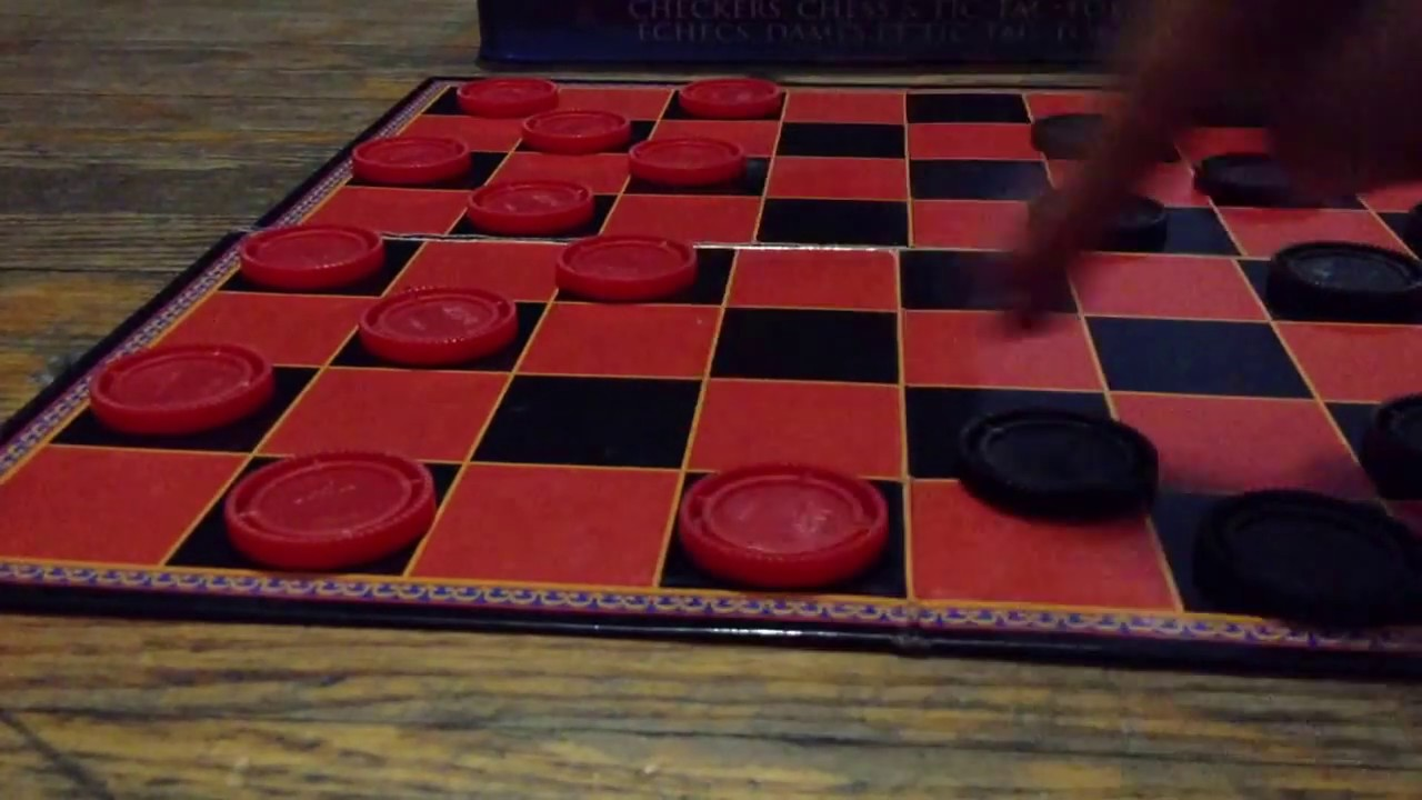 A game of checkers turns sexual for young sofy - 2 10