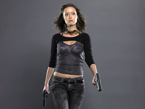"Summer Glau, actress, ""Firefly,"" ""The Cape"""