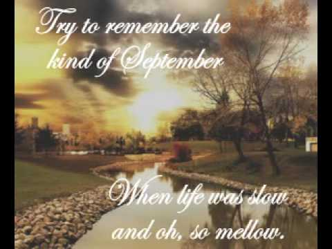 Try to remember - YouTube