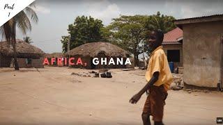 BUILDING A SCHOOL IN GHANA 1
