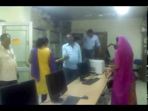 Swachata Abhiyan  AEN D2 Office Bikaner 2 Oct 2014